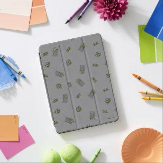 Oscar the Grouch | Grey Pattern iPad Air Cover