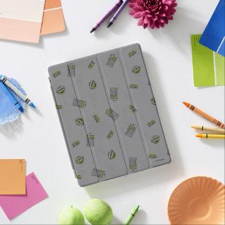 Oscar the Grouch | Grey Pattern iPad Cover