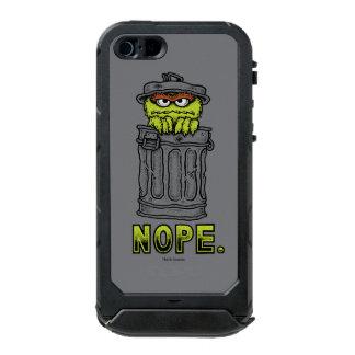 Oscar the Grouch - Nope. Incipio ATLAS ID™ iPhone 5 Case