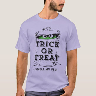 Oscar the Grouch - Smell my Feet T-Shirt