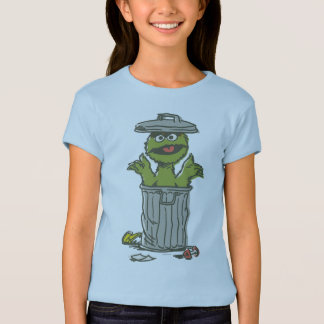 Oscar the Grouch Vintage 1 T-Shirt
