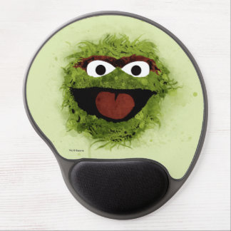 Oscar the Grouch | Watercolor Trend Gel Mouse Pad