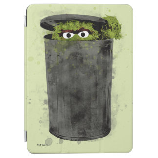 Oscar the Grouch | Watercolor Trend iPad Air Cover
