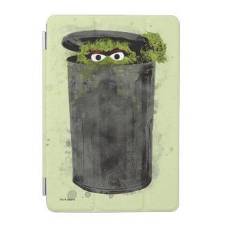 Oscar the Grouch | Watercolor Trend iPad Mini Cover