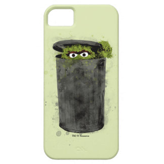 Oscar the Grouch   Watercolor Trend iPhone 5 Cover