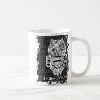 Oscar The Train Mug by DrParanoidAndroid
