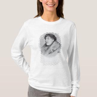 Oscar Wilde (1854-1900) a Bijou Portrait, from 'So T-Shirt