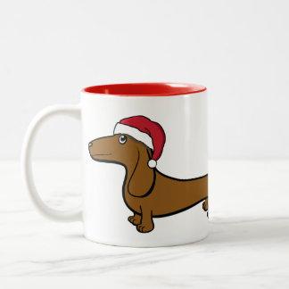 """Oscar's """"Have A Wienerful Holiday"""" Coffee Mug"""