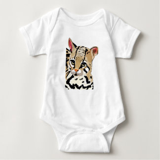 Oscelot Baby Bodysuit
