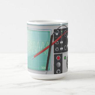 Oscilloscope Mugs