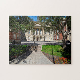 Osgoode Hall Toronto Canada. Jigsaw Puzzle