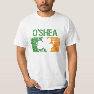 O'Shea Surname Clover Tee Shirt