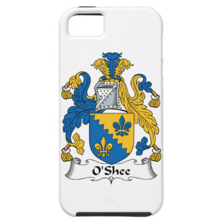 O'Shee Family Crest iPhone 5 Covers