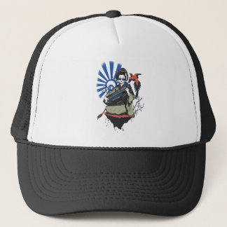 Osiris Geisha Trucker Hat