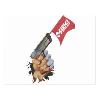 Osiris Pistola Postcards