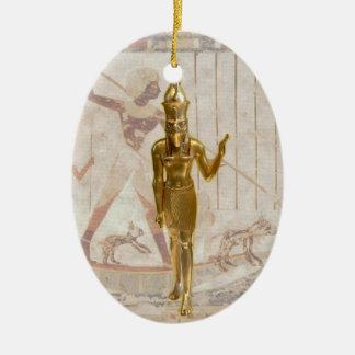 Osiris - Yule - 1NBG Ceramic Oval Decoration