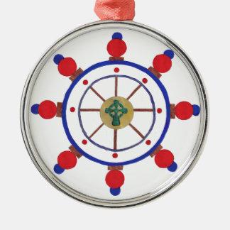OSJ Gifts Metal Ornament