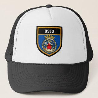 Oslo Flag Trucker Hat
