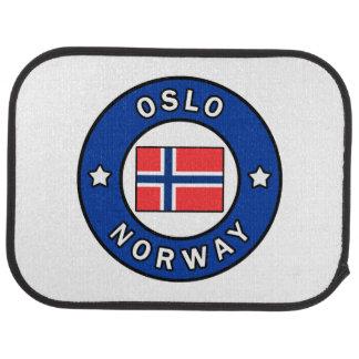 Oslo Norway Car Mat