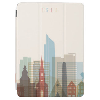 Oslo, Norway | City Skyline iPad Air Cover