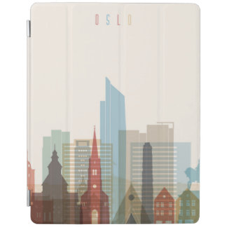 Oslo, Norway | City Skyline iPad Cover