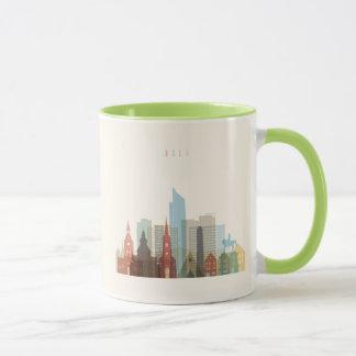 Oslo, Norway | City Skyline Mug