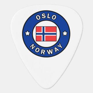 Oslo Norway Guitar Pick