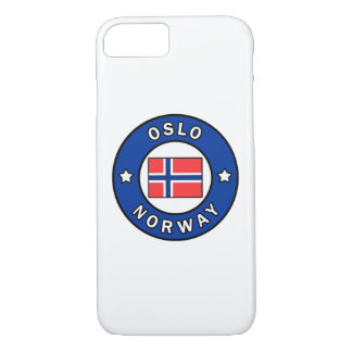 Oslo Norway iPhone 8/7 Case