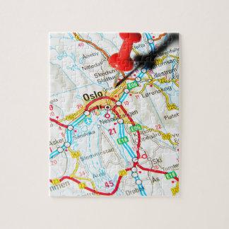 Oslo, Norway, Scandinavia Jigsaw Puzzle