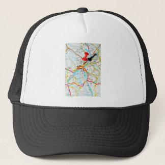Oslo, Norway, Scandinavia Trucker Hat