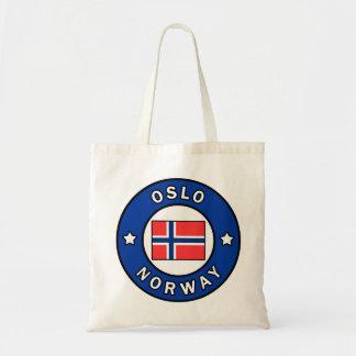 Oslo Norway Tote Bag