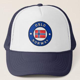 Oslo Norway Trucker Hat