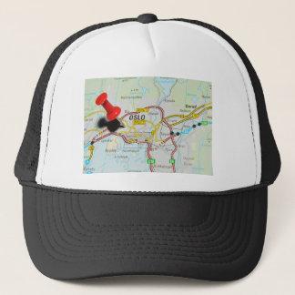 Oslo, Norway Trucker Hat