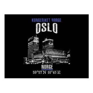Oslo Postcard
