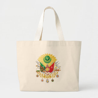 Osmanli-nisani Large Tote Bag