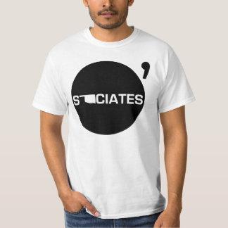 O'Sociates Logo White Tshirts