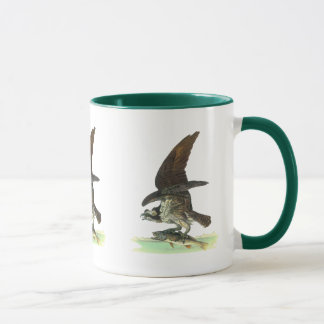 Osprey by John James Audubon Mug