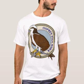 Osprey (Fish Hawk) with catch-M T-Shirt
