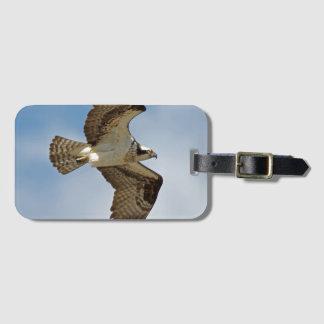 Osprey in Flight Luggage Tag