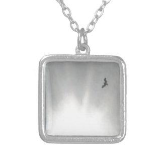 Osprey Silver Plated Necklace