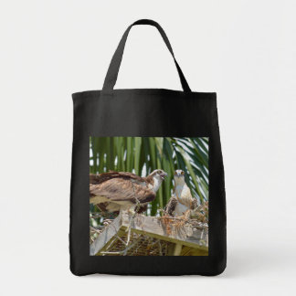 Ospreys Hawks Birds Tote Bag