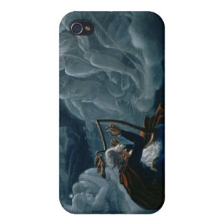 Ossian conjures up the spirits case for the iPhone 4