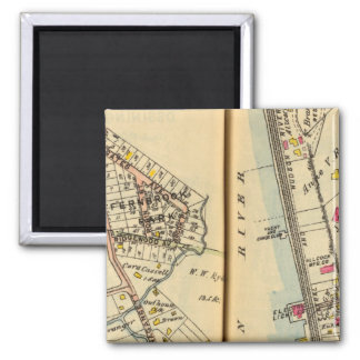 Ossining, New York 3 Refrigerator Magnet