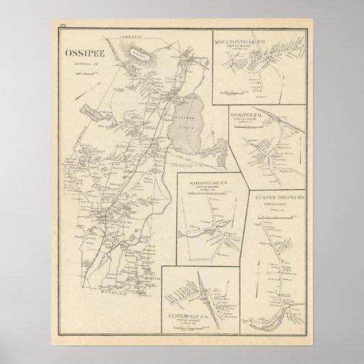 Ossipee, Carroll Co Print