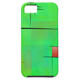 Ossipiana V1 - digital abstract Case For The iPhone 5