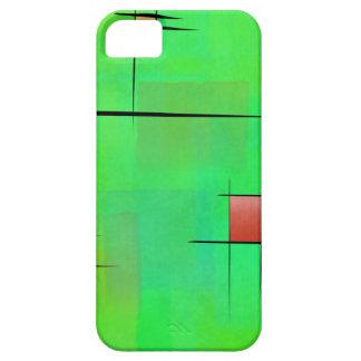 Ossipiana V1 - digital abstract iPhone 5 Cases
