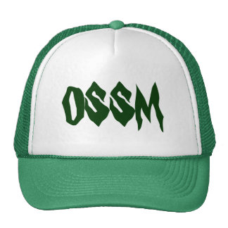 OSSM 1st Issue Hat