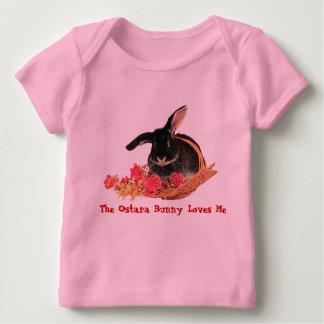 Ostara Bunny Baby Tee