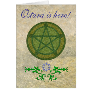 Ostara is Here! Card
