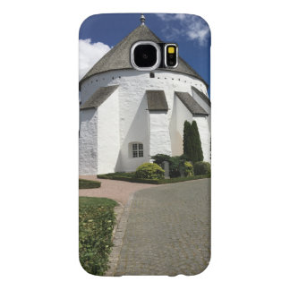 Ostelars Church on Bornholm Denmark Samsung Galaxy S6 Cases
